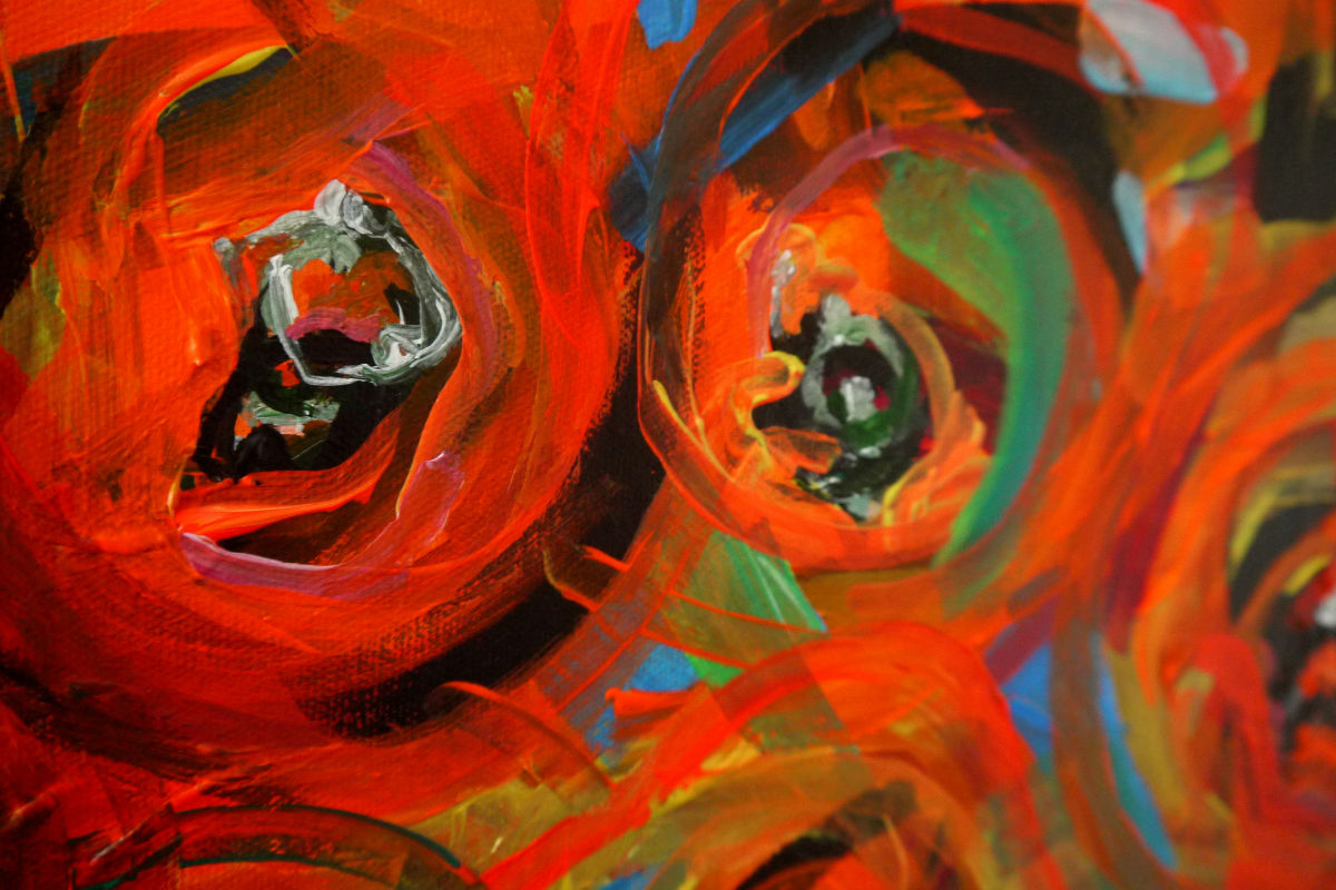 "Anxiety. Abstract expressionism. Photo: Chris Murtagh. ""couple3."" Licensed under CC BY 2.0"