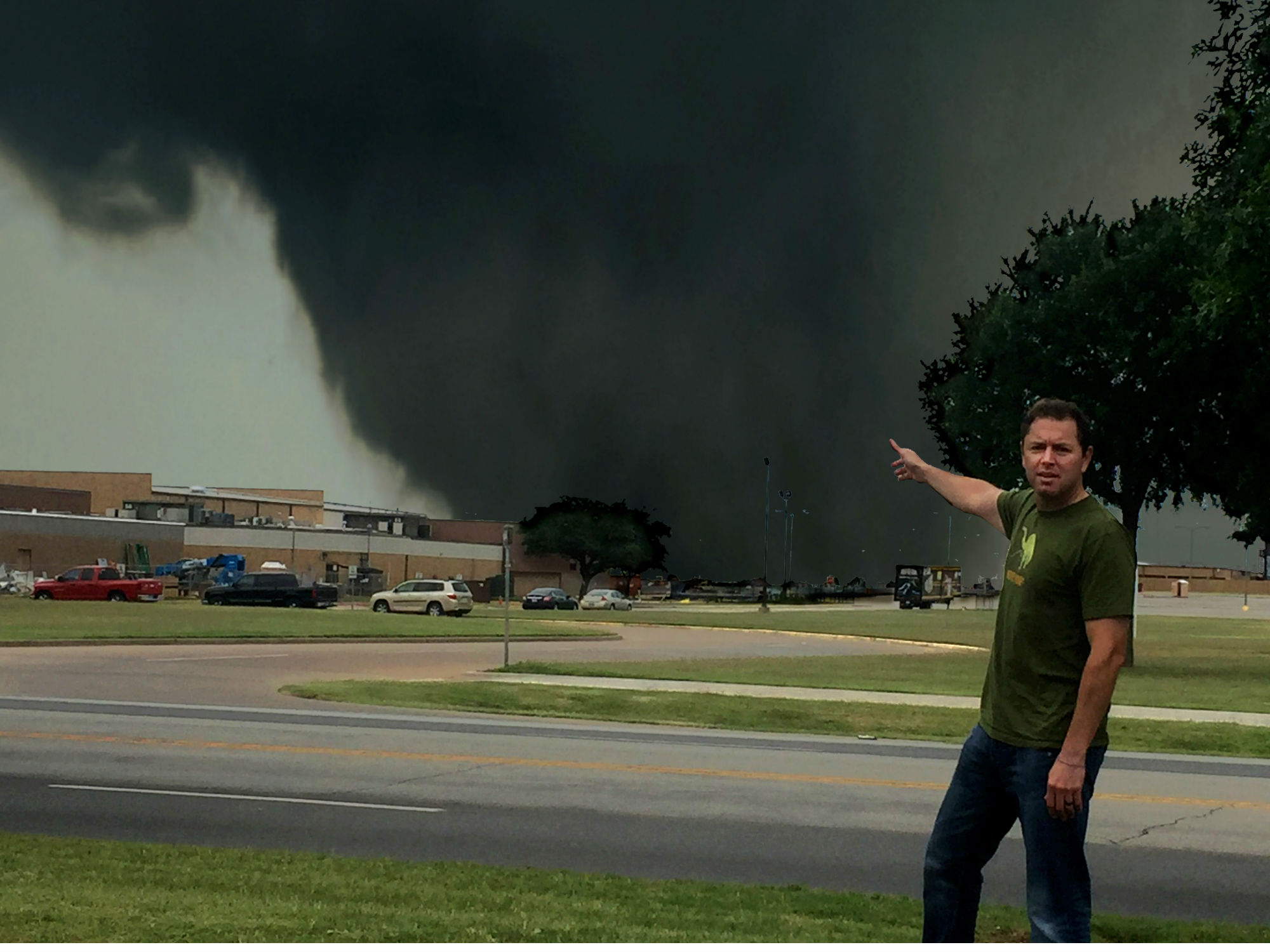 wichita falls texas tornado