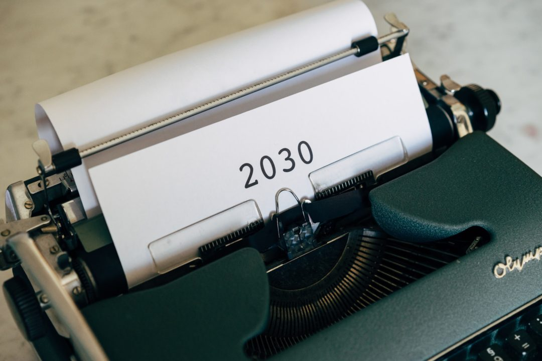 the year 2030