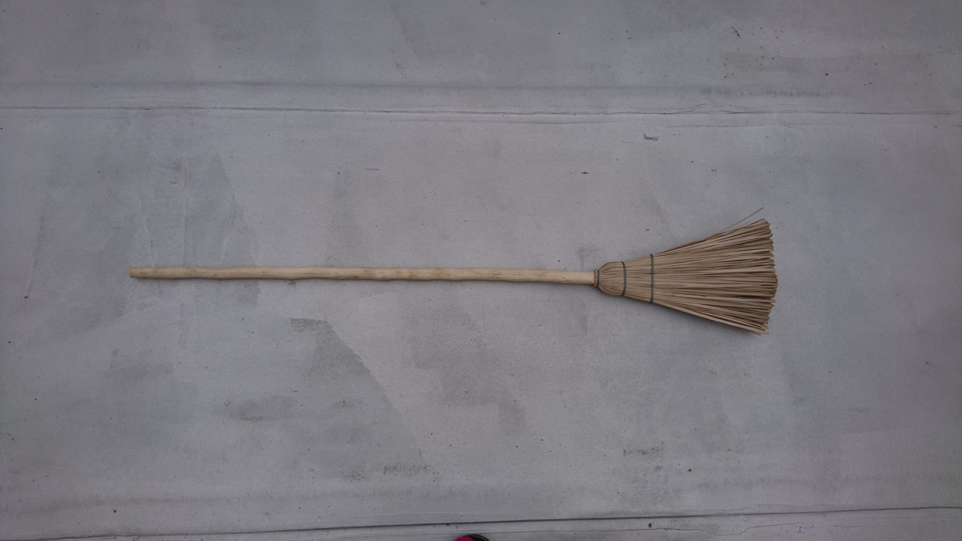 broom for sweeping